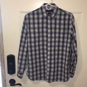 John Varvatos Button Shirt